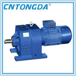 Tr Series Helical Geared Motor