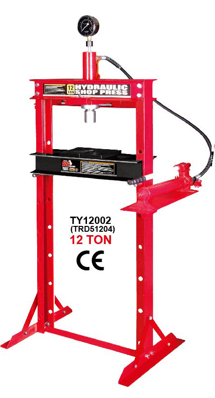 Hydraulic Shop Press Auto Repair Tools (TY12002)