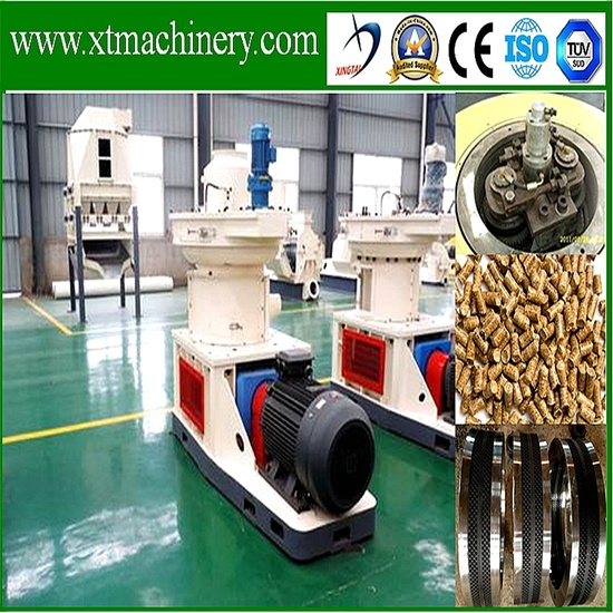 EU Market Approved, New Energy Wood Pelleting Machine for Biomass