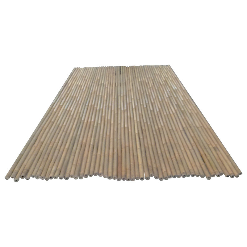 Popular Rolled Natural Bamboo Fencing