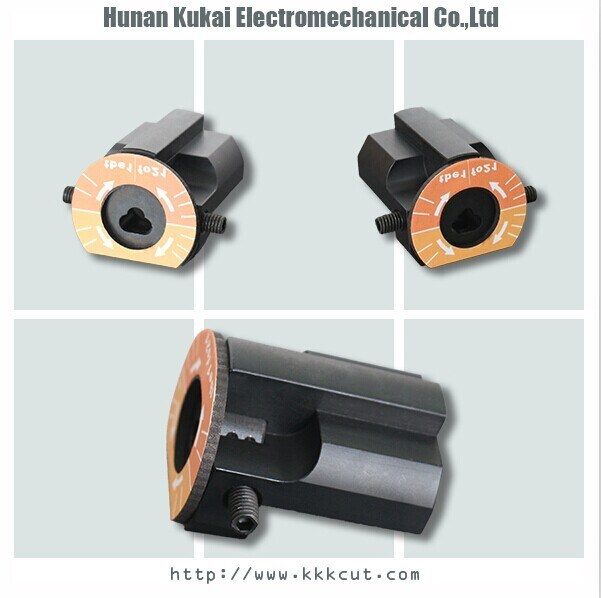 China Newest Ford Tibbe Clamps Fo21 Key Jaws for Sec-E9 Automobile Key Cutting Machine Special for Ford and Jaguar Key