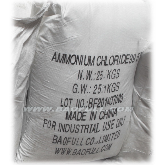 Standard of Manufacturer Zinc Chloride Powder