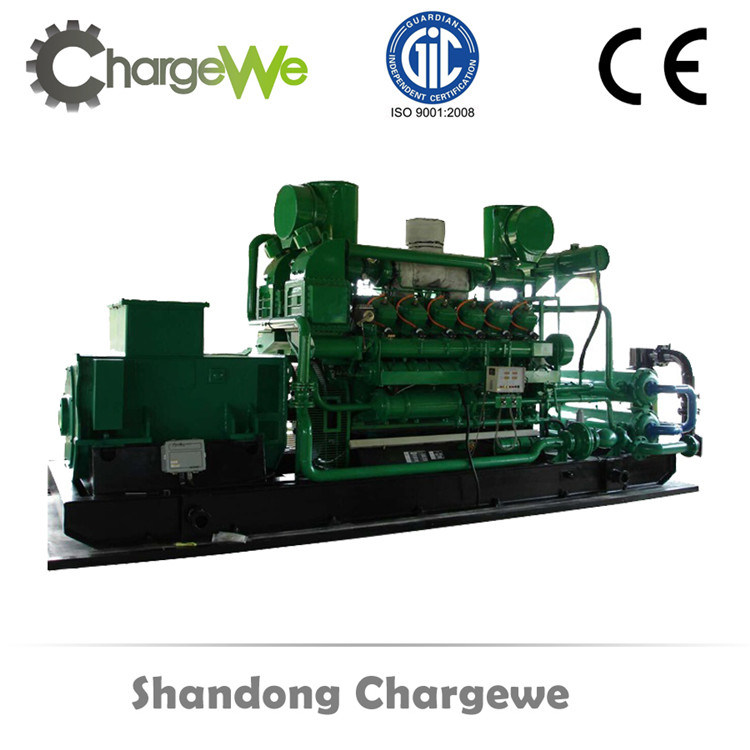 400V 120kw Biogas Gas Generator Set Made in China