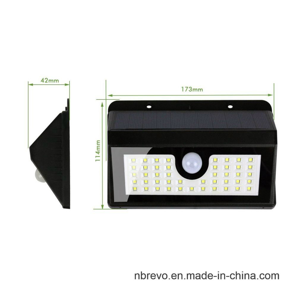 45 LED Waterproof Solar PIR Motion Sensor Garden Light (RS2014)