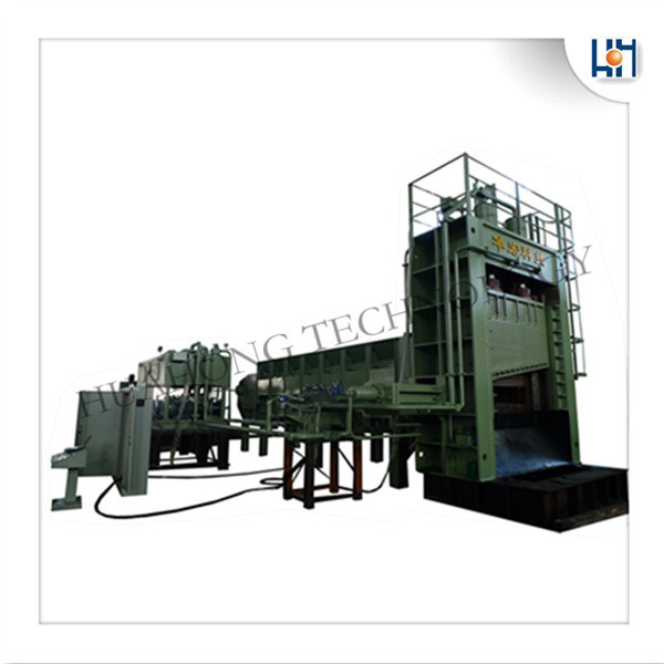 Q91 Series Hydraulic Heavy-Duty Scrap Shears Machine