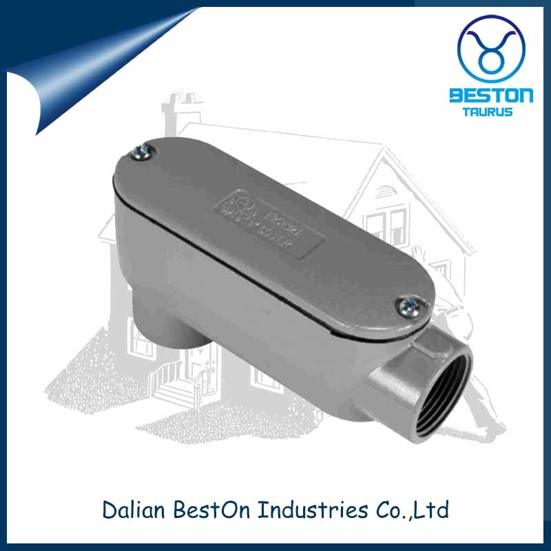 Aluminum Electrical Conduit Bodies Lb Type