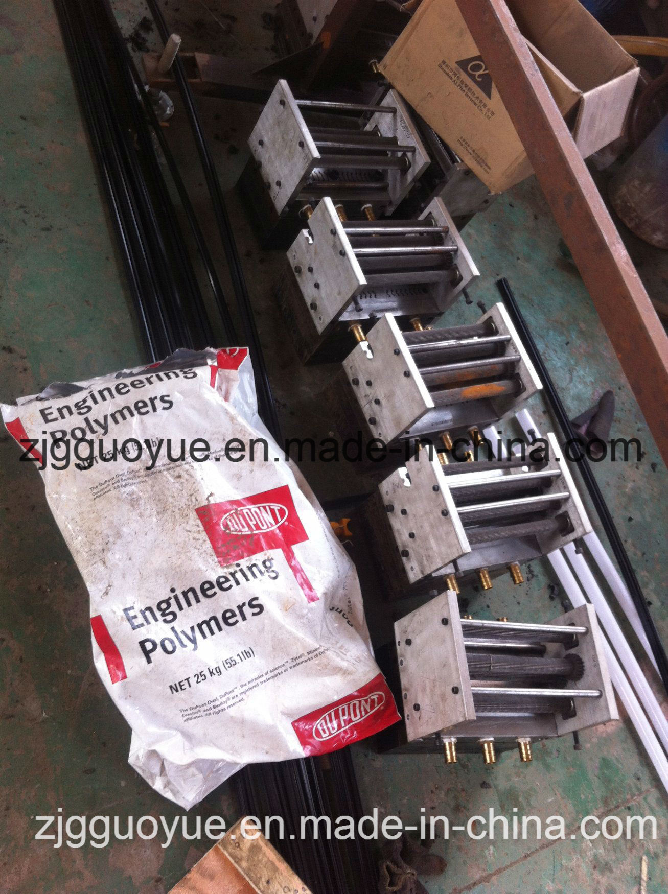 Automatic Winder for PA66GF25polyamide Tape