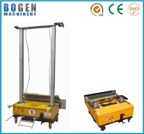 2017 New Wall Rendering Machine with Ce