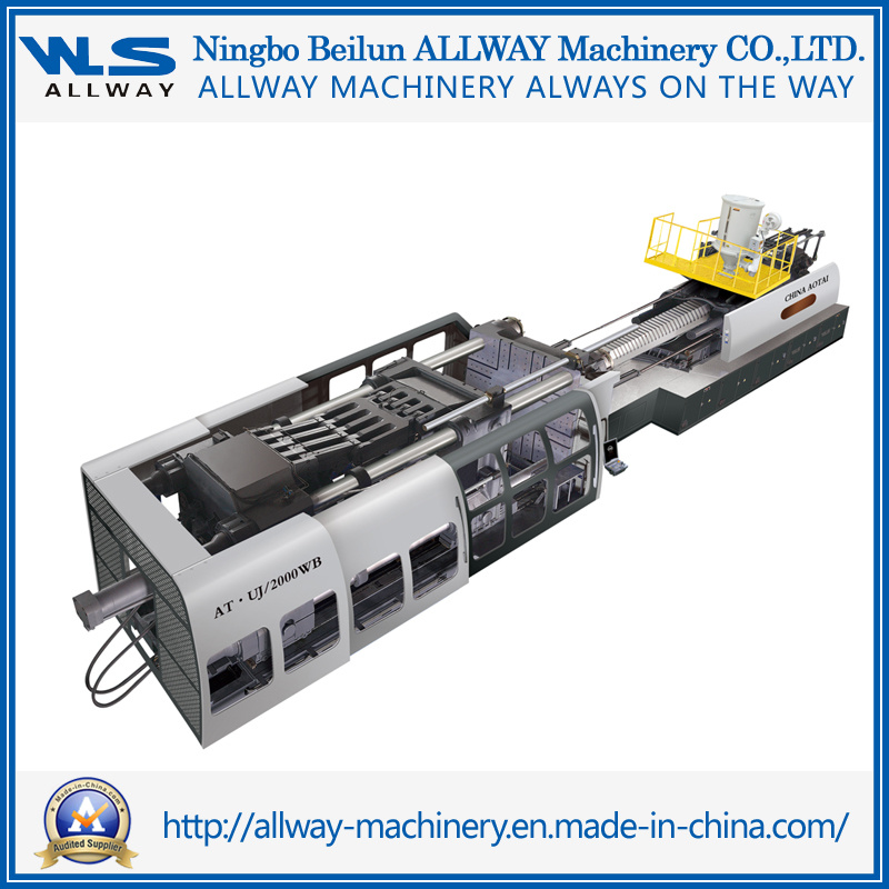 1280 Ton High Efficiency Energy Saving Injection Machine (AL-UJ/1280C)