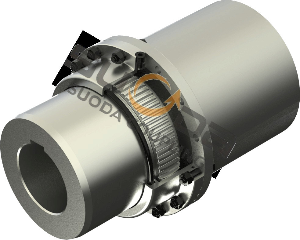 Giicl Series Gear Coupling