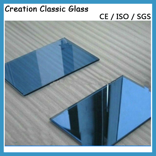 4mm 5mm 5.5mm 6mm 8mm Ford Blue Reflective Float Glass
