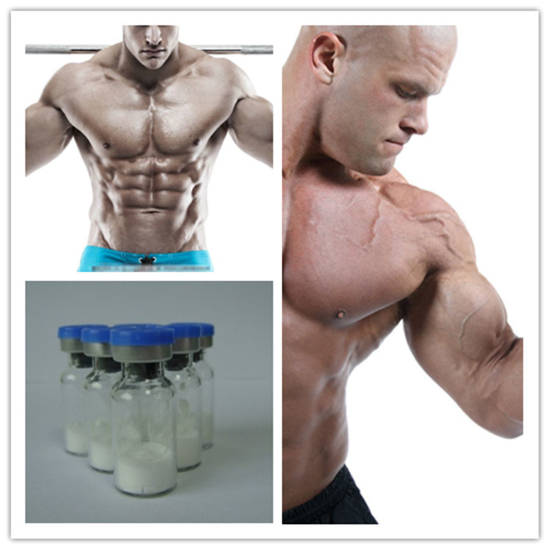 China Injecting Hexarelin Acetate Peptide for Fat-Burning and Muscle Mass