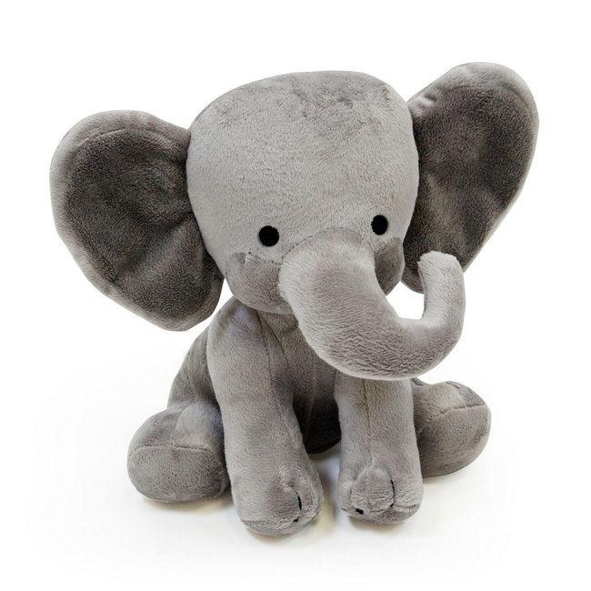 Cute Stuffed Wild Animals Toy Elephant Plush Toy Wholesale