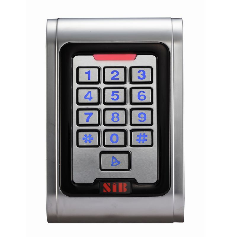 Metal Standalone Access Control Keypad S100em