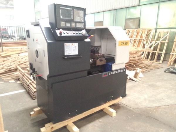 Jdsk Ck30/Ck6130 CNC Lathe Automatic Lathe Machine CNC Turning Machine