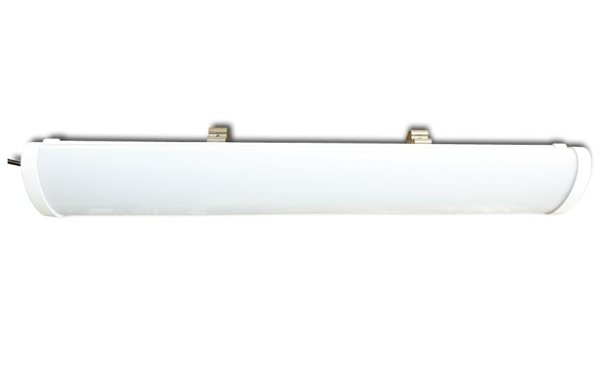 IP65 25W 2FT Waterproof Wall Mount Slim Linear LED Batten