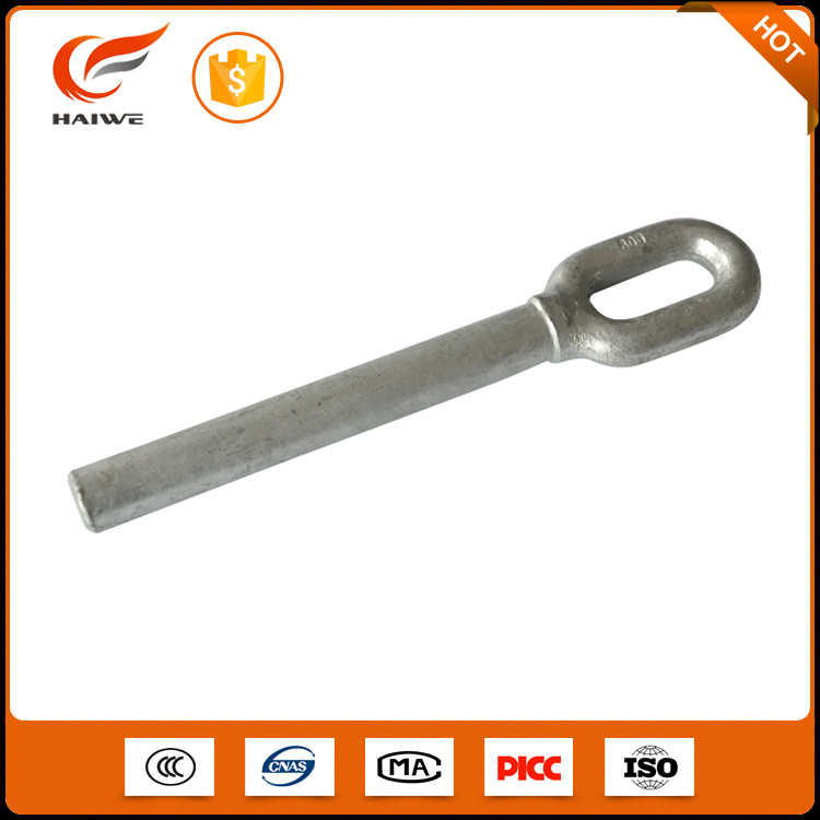 Ny-G Anchor Forged Strain Clamp for Grounding Wire