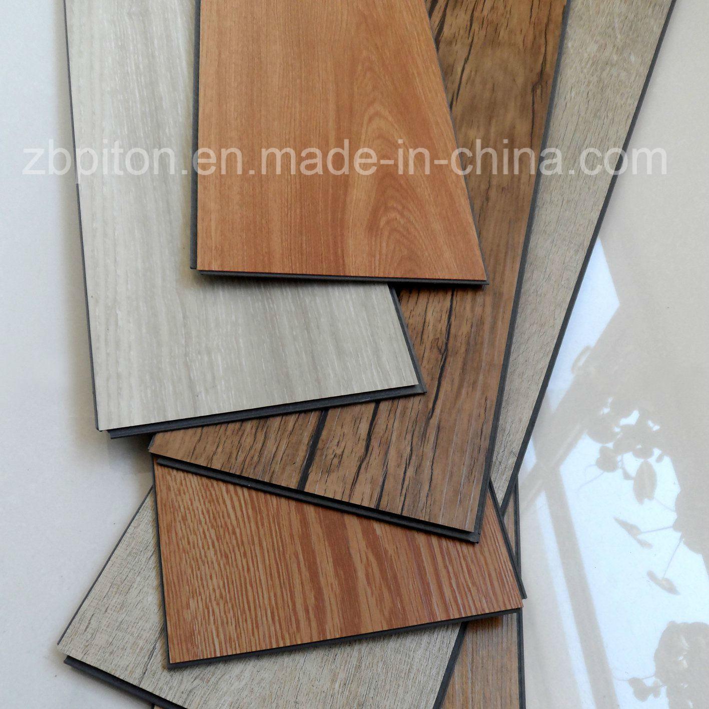 Eco-Friendly Click PVC Vinyl Flooring