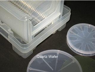 Glass Wafer, Quartz Wafer, Fused Silica
