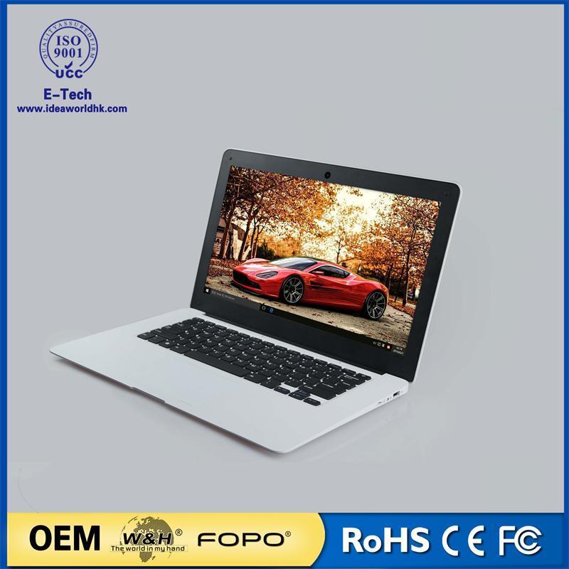 "14.1"" Intel Cherry Trail Quadcore Ultra-Thin Windows Laptop"