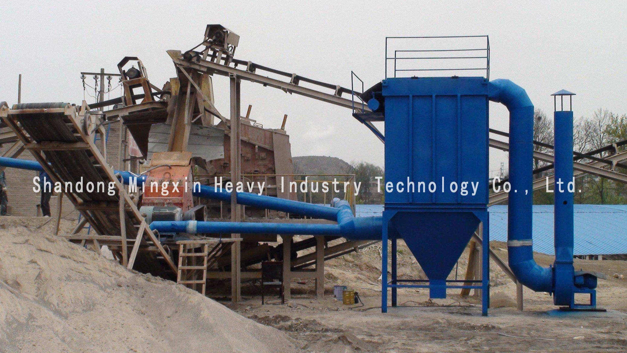 DMC (HDMC) - Single Bag Dust Collector Made in China