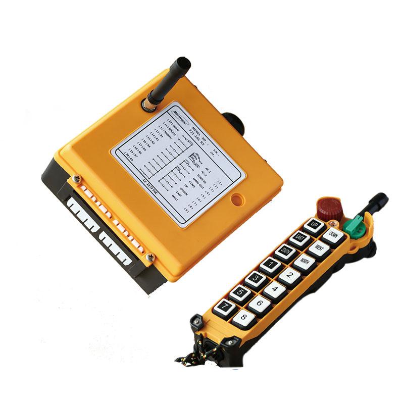 110V AC F21-14s Universal Radio Remote Control for Cranes