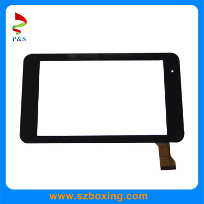7 Inch Capacitive Touch Screen with Glass+Glass