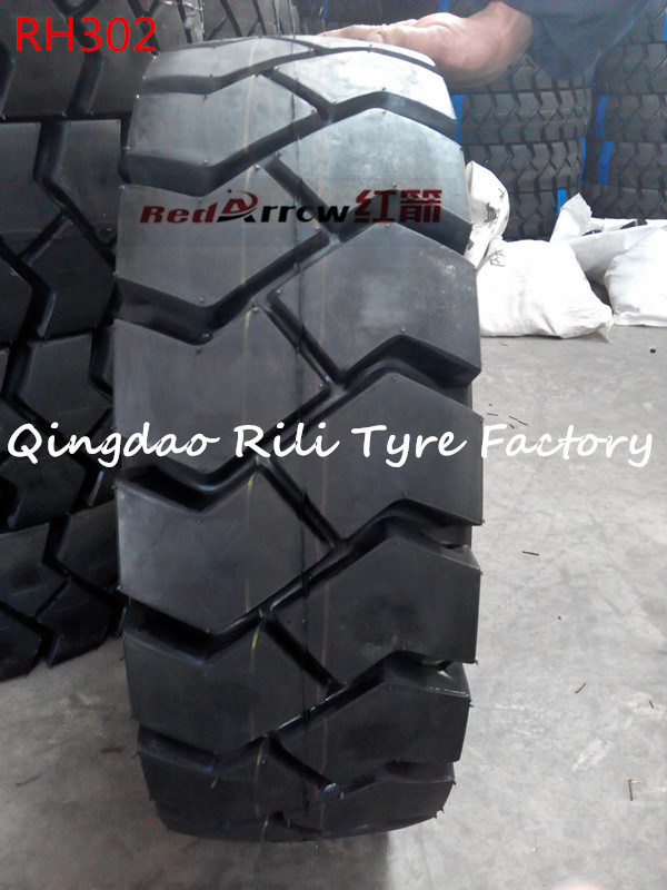 16.9-24 Mini-Loader Tire, Skid-Steer Tire for Industrial Vehicle