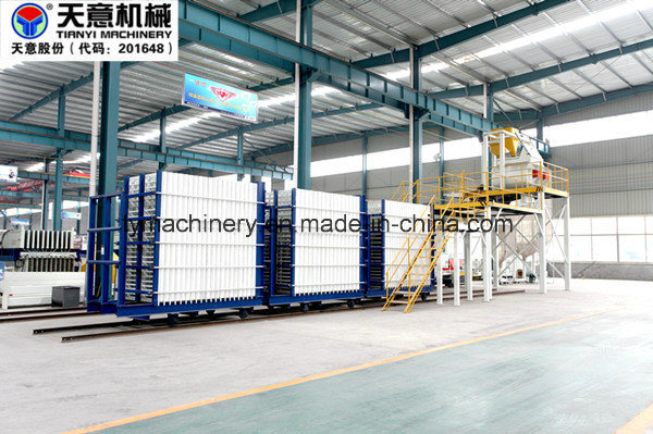 Tyf-01 Composite Wall Board Production Line