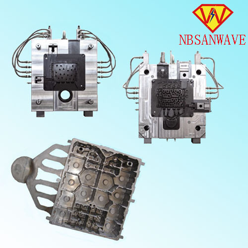 Aluminum Die Casting Tooling for Auto Filter (SW221M)