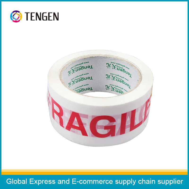 Self-Adhesive Packaging Tape with Customized Logo Printing
