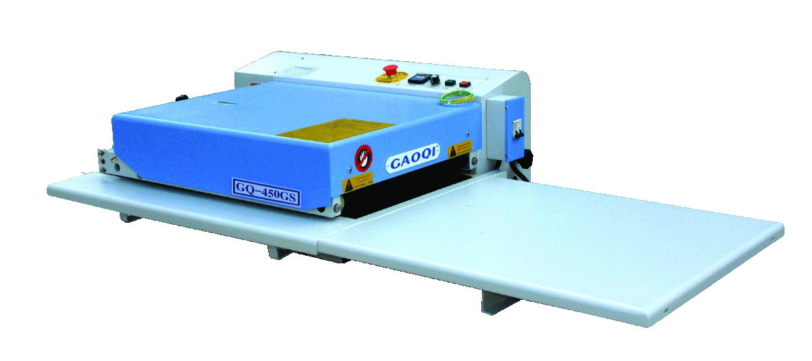 High Efficient Mini-Type Fabric Fusing Machine (450GS/450NS)