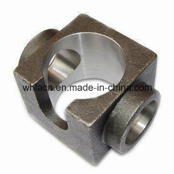Precision Casting Stainless Steel Valve (CNC machining)