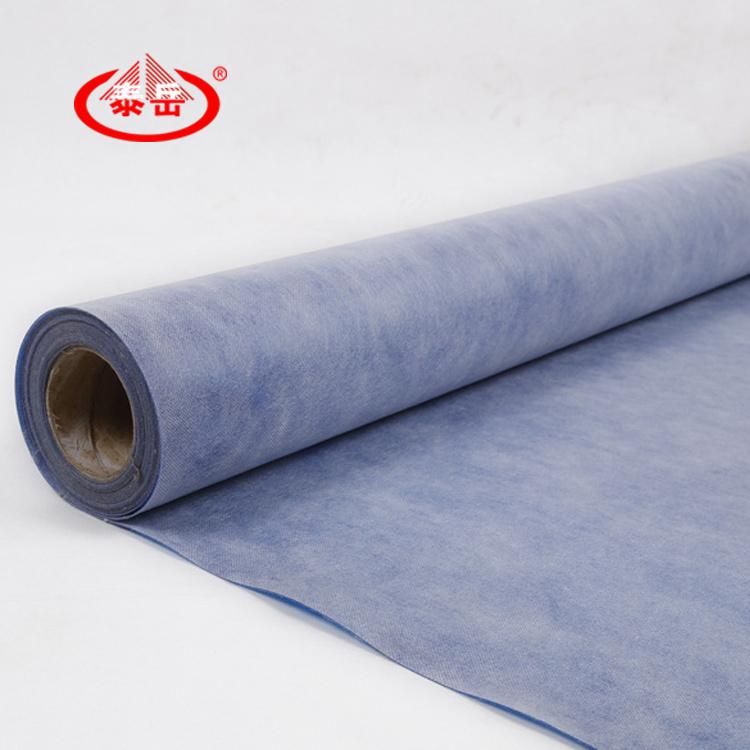 High Polymer Polyethylene Polypropylene Composite Waterproof Membrane