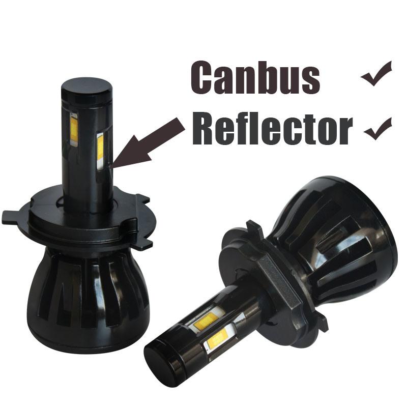 Auto LED Headlight Bulbs H11 12V/24V 9005 9006 for Car/Truck/Bus