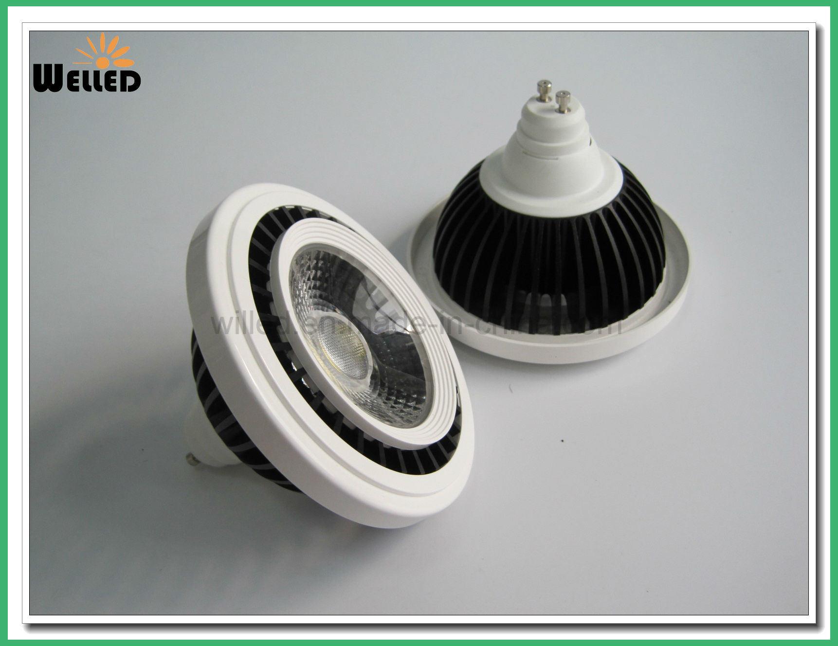 15W COB LED AR111 Spotlight GU10