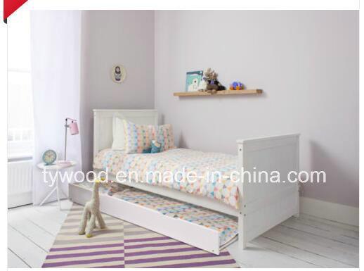 Wooden Bedroom Set with Underbed