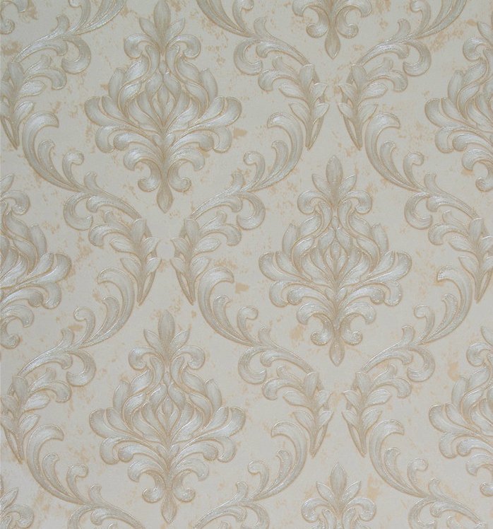 New Italy Design Deep Embossed PVC Wall Paper (350g/sqm 53CM*10M)