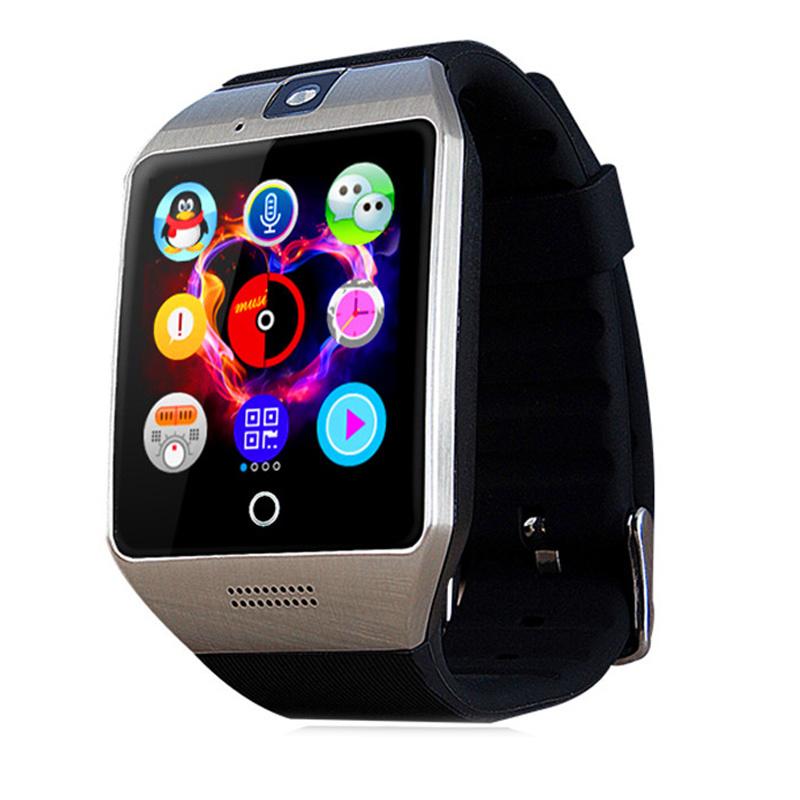 Fashion Bluetooth 3G Android Q18 Smart Watch Phone