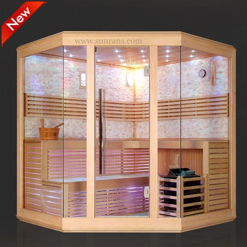 Hot Sauna Steam Room, Steam Sauna Shower Combination (SR1D001)