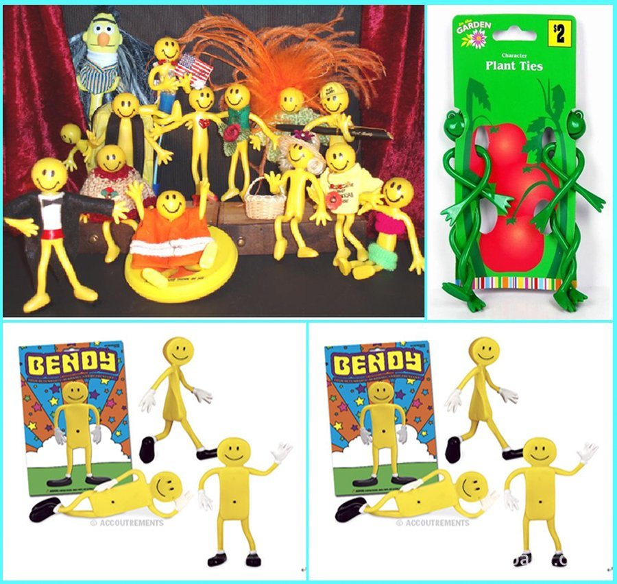 Bendy Man Toy (MQ-BMT01)