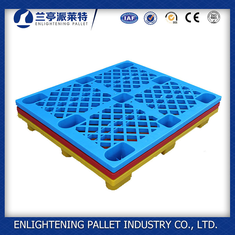 Light Duty Cheap One Way Export Nestable Plastic Pallet for Packing