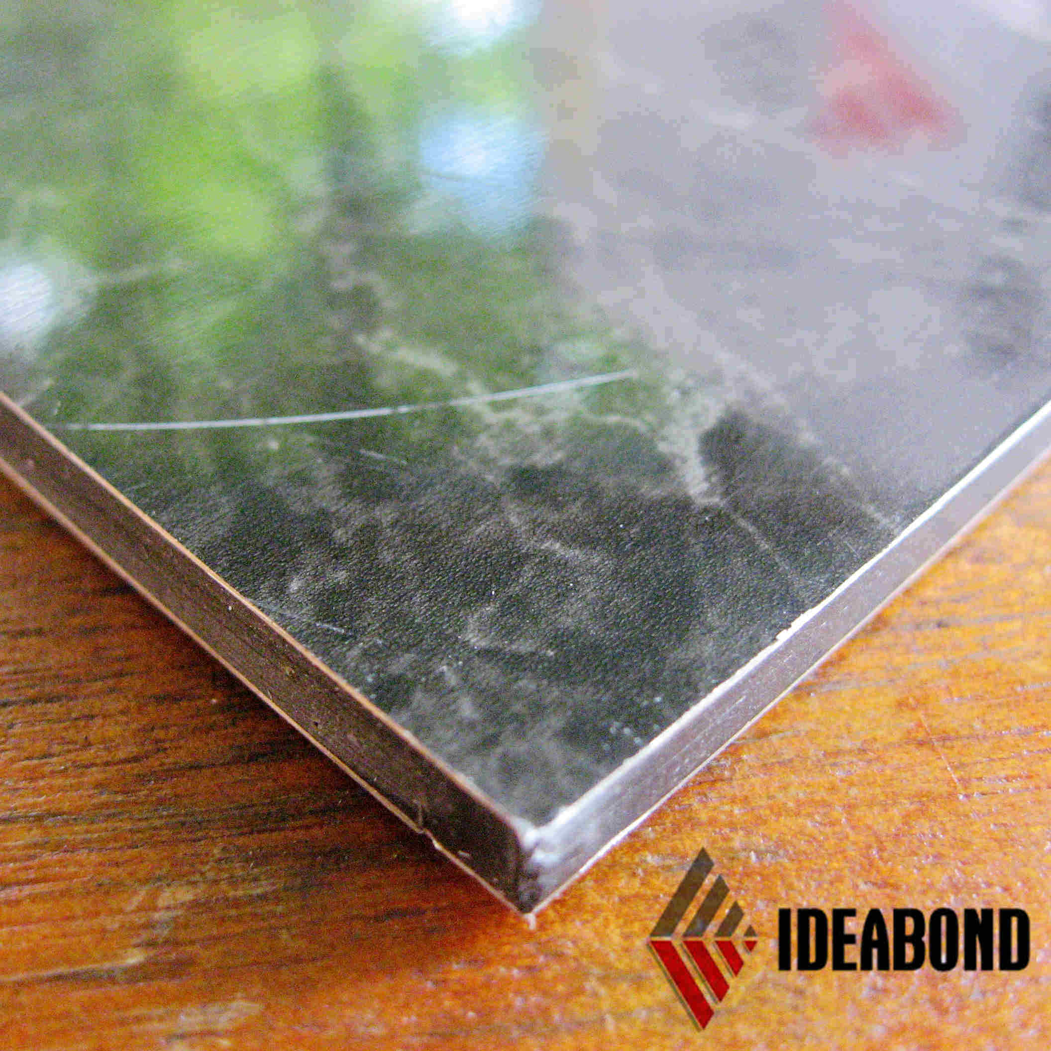 Ideabond Aluminum Composite Panel / ACP (GRANITE/TIMBER Look)