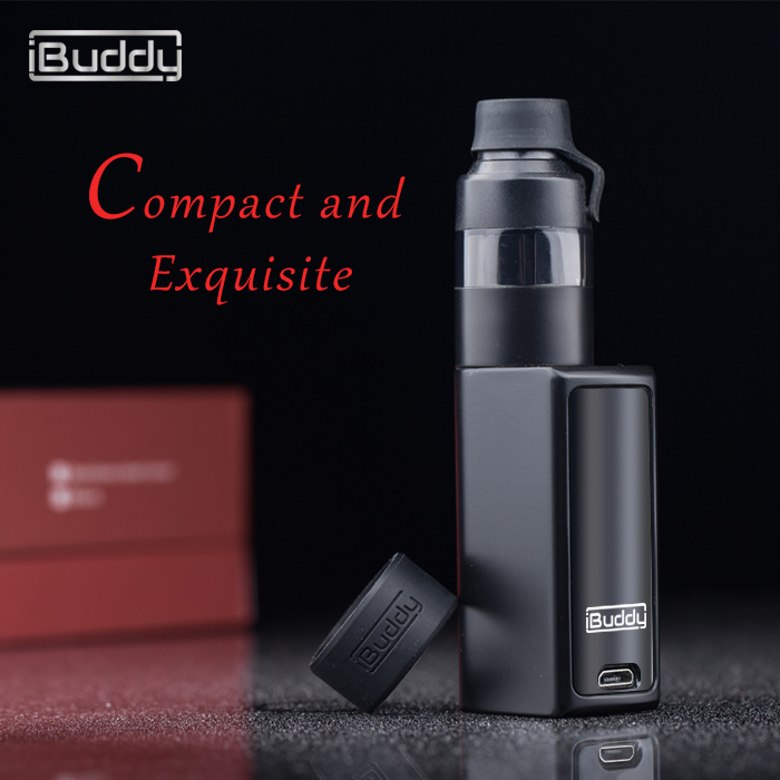 Factory Price Disposable 55W Sub-Ohm 2.0ml Big Mist Box Mod Vapor