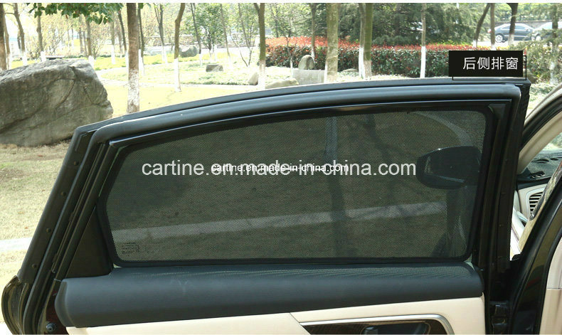 Custom Fit Shade Mesh Car Sunshade for BMW E90