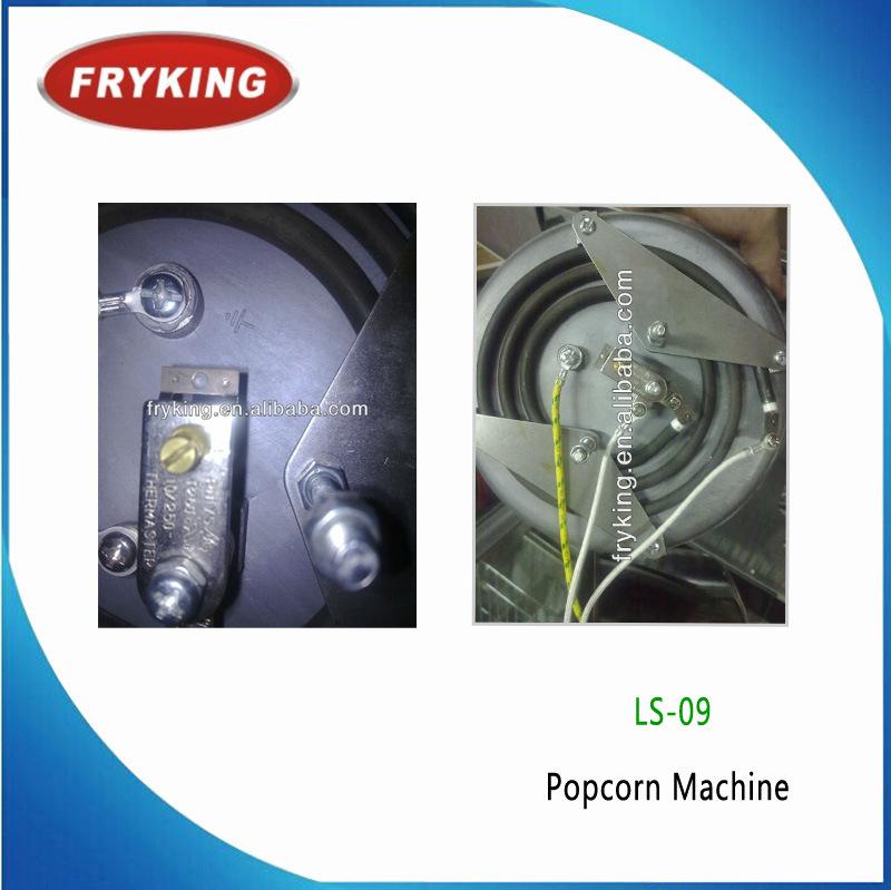 Whosale Mini Electric Popcorn Making Machine