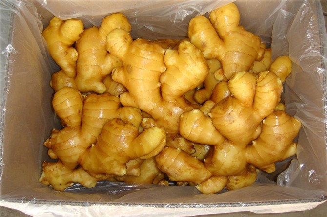 Fresh Air Dry Ginger