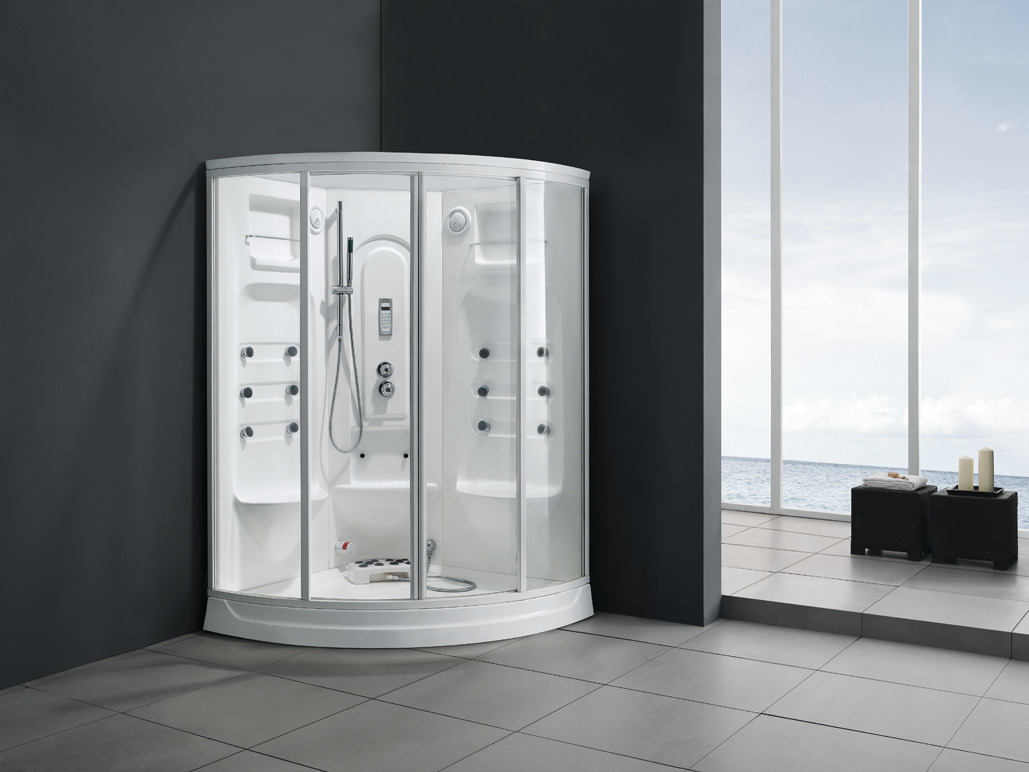 Steam Shower Sauna Room Computer Shower Cabin