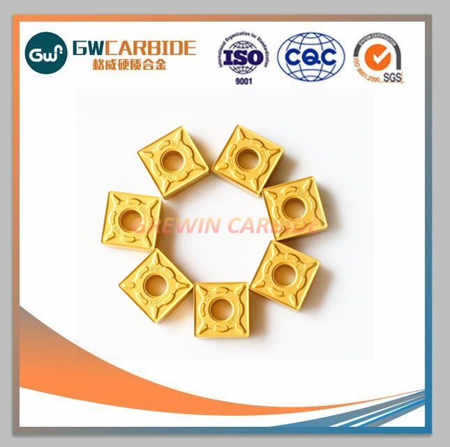 CVD PVD Coating Carbide Indexable Turning Milling Inserts