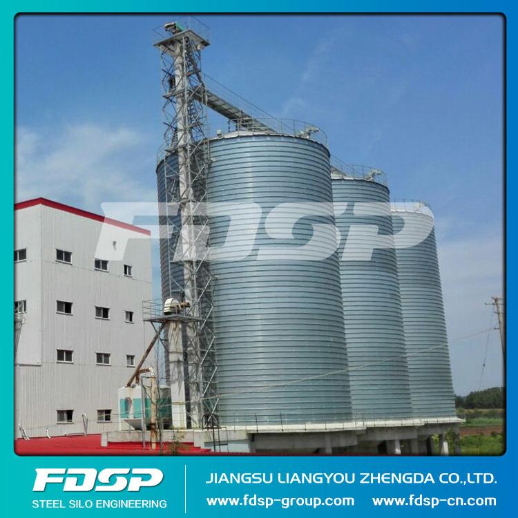 Grain Storage Steel Silo/ Cement Silo at Factory Price